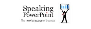 Speaking PowerPoint logo